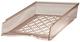 Briefkorb A4-C4, grau transparent, Außenmaß: B255 x T65 x H370,