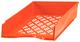 Briefkorb A4-C4, rot, Außenmaß: B255 x T65 x H370,