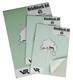 Büroring Briefblock RC, A4, 50 Blatt, liniert