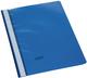 Büroring Schnellhefter, A4, dunkelblau,PP-Folie, genarbter Deckel