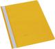 Büroring Schnellhefter, A4, gelbPP-Folie, genarbter Deckel
