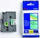 Schriftbandkassette TZE731 laminiert, 12mm breit/8m lang