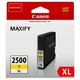 Tintenpatrone PGI-2500XLY, gelb für MAXIFY IB4050, MB5050, MB5350