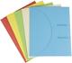Ablagemappe Ordo collecto, sortiert mit Seitenfalte 10mm, 315 g/qm VE = 1 Packung = 10 Stück
