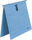 Hängehefter UniReg, blau 230g/m²-Kraftkarton, kaufm. Heftung