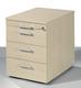 Rollcontainer Ahorn 430x566x600 Flex