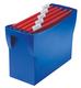 Hängemappenbox SWING blau ohne Deckel für 20 Hängemappen