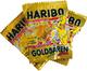 HARIBO Goldbärchen 44503VE=400 #70000111 VE = 1 Packung = 400 Beutel