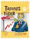 Fruchtgummi Tagungs-Tiger 10g Bunte Fruchtgummi in Tiger-Form Runddose á 100 Stück