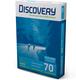 Discovery Kopierpapier A4 70g weiß hohe Weiße VE = 1 Packung = 500 Blatt