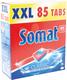 Somat Tabs Classic XXL 80 Stück Maschinen-Tabs für Spülmaschinen