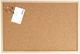 Pinntafel 60x100cm Kork Holzrahmen mit Nadeln VE = 1 Packung = 5 Stück