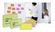 Post-it Meeting Notes 200x149mm 4 x 45 Blatt in Neonfarben