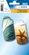 Magnetische Lesezeichen Urlaub  VE = 1 Pack = 2 Stück