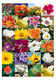 Schmucketikett Decor Blumenreich 3Bl 1Pack