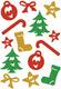 Schmucketikett MAGIC Symbole glittery 1Bl 1Pack
