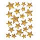 Schmucketikett Magic Weihnachten Sterne Stone 1Bl 1Pack