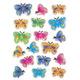 Schmucketikett Magic Schmetterlinge Stone 1Bl 1Pack