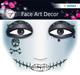 Face Art Sticker Pirat 1Bl 1Pack