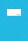 Heftschoner Folie A5 hoch hellblau gedeckt Packung à 25 Stück
