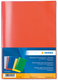 Heftschoner A5 farbig sortiert transparent Packung à 10 Stück