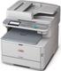 Laser-Multifunktionsgerät Color MC362dn Drucken, Scannen, Faxen, Kopieren