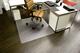 PET-Bodenschutzmatte Hartböden 1,20 x 1,30 m (O), 1,80 mm Stärke