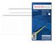 Briefumschlag DL, ohne Fenster, SK, 75 g/qm, weiß VE = 1 Packung = 100 Stück