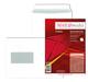 Versandtasche C5, mit Fenster, HK, 90 g/qm, weiß VE = 1 Packung = 10 Stück
