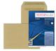 Versandtasche C5, ohne Fenster, SK, 90 g/qm, braun VE = 1 Packung = 10 Stück