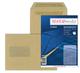 Versandtasche C5, mit Fenster, SK, 90 g/qm, braun VE = 1 Packung = 10 Stück
