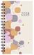 Taschenplaner 8,5 x 15 cm, cellophaniert bunt # 576-1140