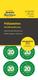 Avery Zweckform abziehsichere Prüfplakette aus Folie, Ø 30mm, 80 Etiketten, grün, Text: 20 (Jahreszahl 2020), Markierung der Monate kann durch Folienstift oder Lochzange erfolgen, zerbricht beim Abziehen in kleine Einzelteile, öl- und schmutzabweisend, Löse- und Reinigungmittel resistent, Packung à 10 Blatt
